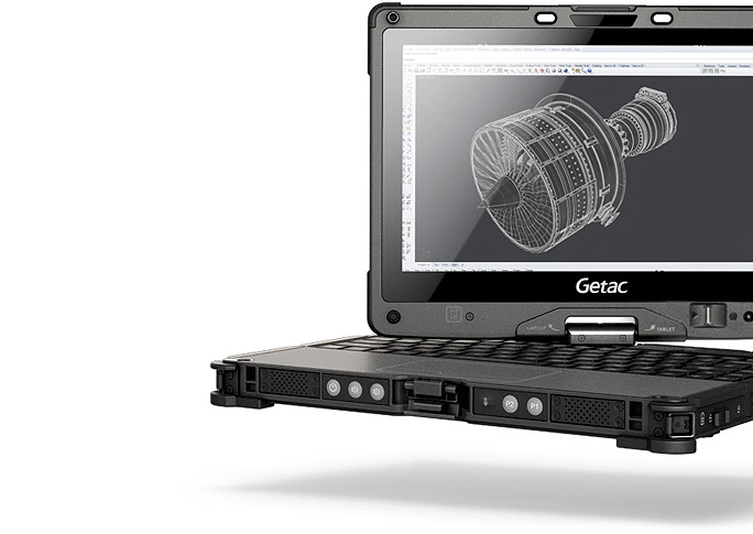 Getac V110 Hero Last, Getac Rugged Notebook, Tablet, Handheld