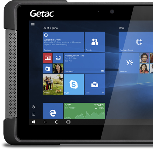 Getac T800 Hero Last, Getac Rugged Notebook, Tablet,   Handheld